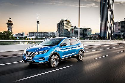 The new Nissan Qashqai: premium crossover enhancements deliver outstanding new design, technology and performance